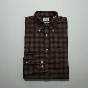 Faconnable Men's Long Sleeve Shirt Medium